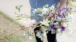 京都・大阪で活動しているフロリスト。生け花教室も開講。花東-hanaazuma-